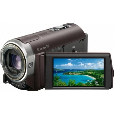 HDR-CX350 32GB Flash Memory  Handycam High Definition Camcorder