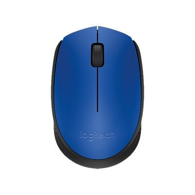 M170 Wireless Mouse Blue