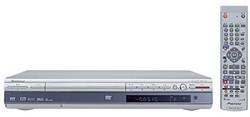 DVR-310S (Progressive Scan) Slim-Type DVD Recorder/Player