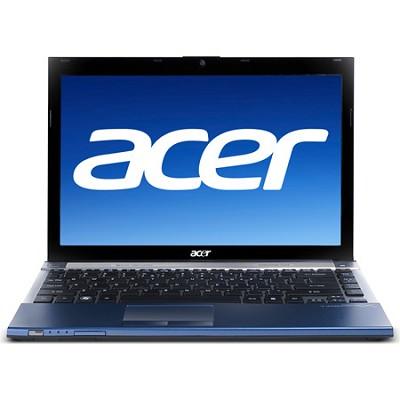 Aspire TimelineX AS3830T-6417 14.0` Blue Notebook PC - Intel Core i3-2310M Proc