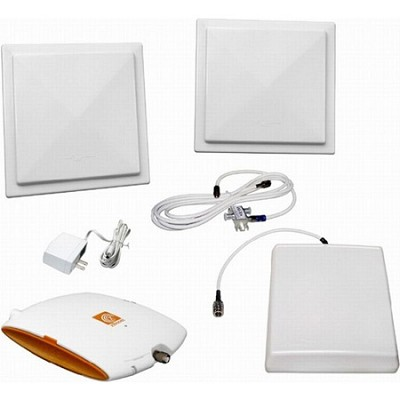 ProPack YX645 Dual-Band Cellular Signal Booster Kit Up to 10,000 Sq. Ft.