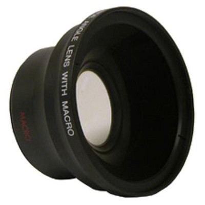 Digital Optics .43X Professional Grade Wide Angle Lens w/ Macro - 58mm