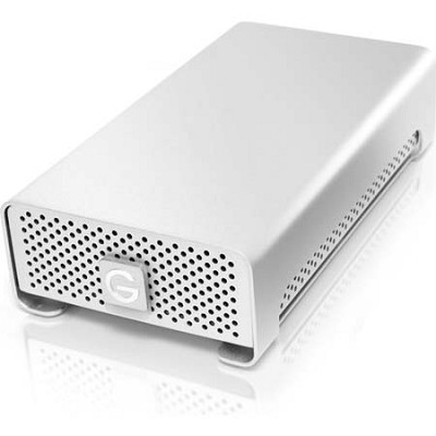 G-RAID Mini USB 3.0 1TB Portable High-Performance Dual-Drive Hard Drive