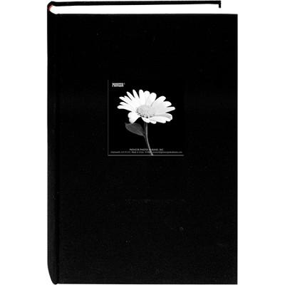 DA-300CBF Fabric Frame Bi-Directional Memo Album (Deep Black)