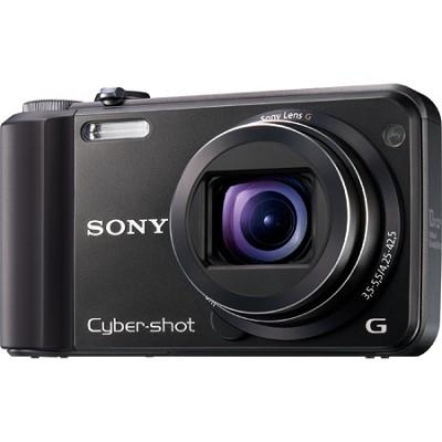 Cyber-shot DSC-H70 Black Digital Camera