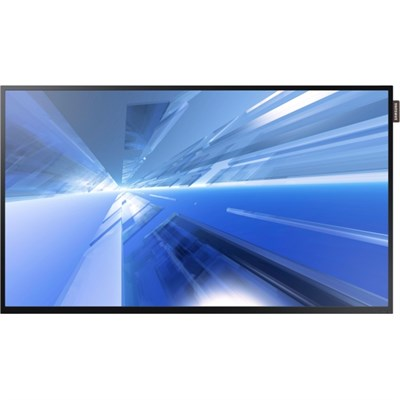 32'' 1080p Full HD LED-Backlit LCD Flat Panel Display in Black - DB32E