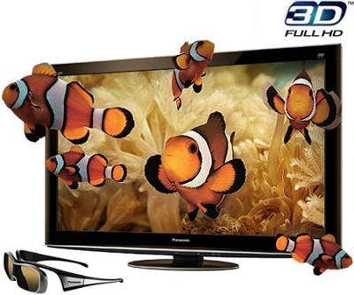 65 ` VIERA 3D FULL HD (1080p) PLASMA TV - TC-P65VT25