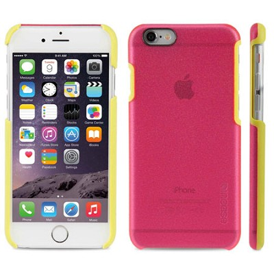 Halo Snap Case for iPhone 6 - Pink