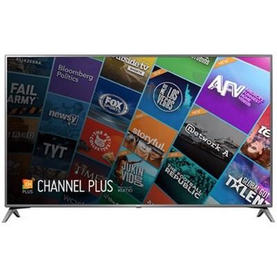 75UJ6450 75` 4K Ultra HD HDR Smart LED TV (OPEN BOX)