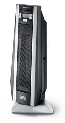 Remote-Control Tower Ceramic Heater