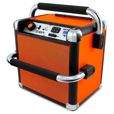 Job Rocker Bluetooth Portable Jobsite Sound System Orange - Refurbished