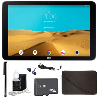 G Pad II 10.1 16GB 10.1` Full HD Tablet PC with Bundle