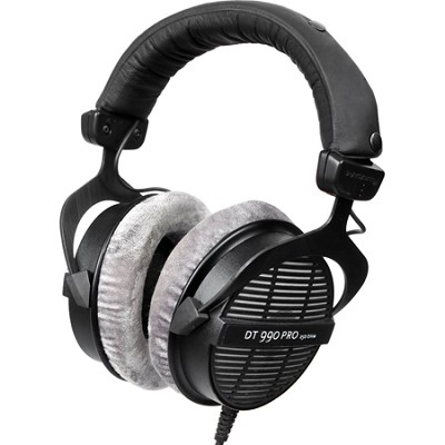 DT-990-Pro-250 Professional Acoustically Open Headphones - 250 Ohms