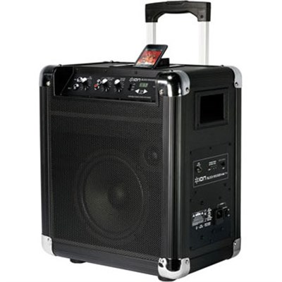Block Rocker AM/FM Portable PA System -Certified Refurbished