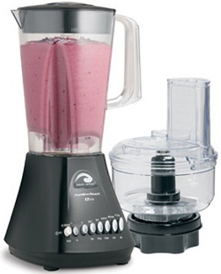12-Speed BlenderChef Blender, Black - 52655