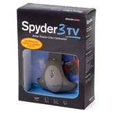 SpyderTV datacolor Colorimeter for Home Entertainment System - Open Box
