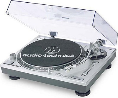 AT-PL120 Professional USB Stereo Turntable -