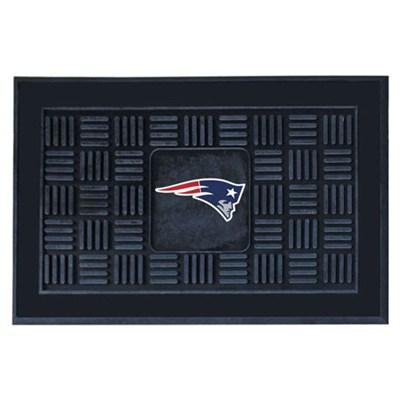 NFL New England Patriots Vinyl Heavy Duty Door Mat