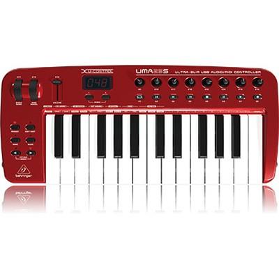 UMA25S U-Control 25-Key USB Midi Controller Keyboard