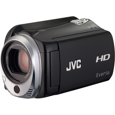 GZ-HD500 80 GB High Definition HDD Camcorder -  Refurbished