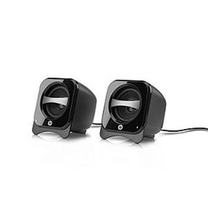 2.0 Compact Speakers (BR387AA#ABA) - OPEN BOX