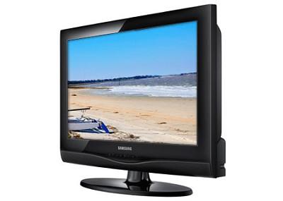 LN26C350 - 720p 60Hz 26`  LCD HDTV; 2 HDMI - OPEN BOX