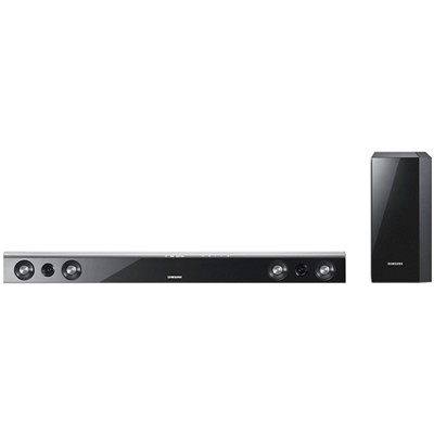 HW-D450 -  Home Theater System 5.1 Channel (Black) Soundbar - OPEN BOX