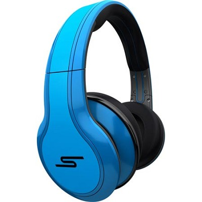 STREET by 50 Wired Over-Ear Headphones - Blue - OPEN BOX