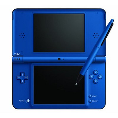DSi XL System - Midnight Blue