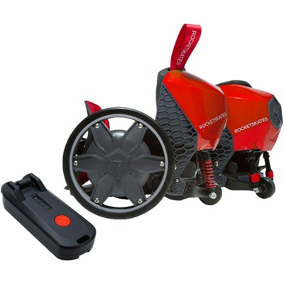 R5 Electric RocketSkates - Red
