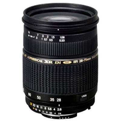 28-75mm F/2.8 SP AF Macro XR Di LD-IF For Sony and Minolta, With 6-Year Warranty