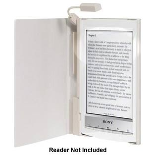 Cover with Light for eReader (PRS-T1) - White