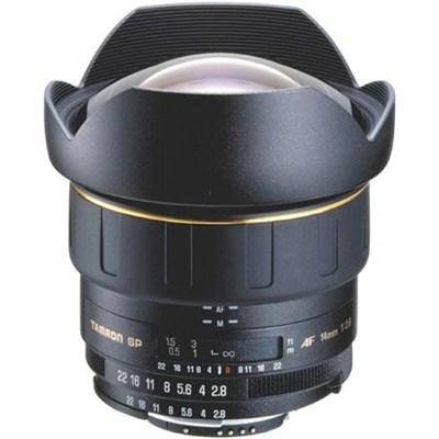 SP Autofocus 14mm f/2.8 Aspherical IF Rectilinear Lens for Minolta, Sony Mounts