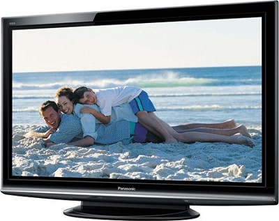 TC-P46G10 46` VIERA High-definition 1080p Plasma TV