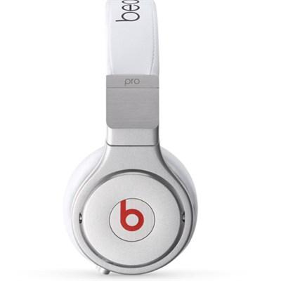 Pro Over-Ear Studio Headphones (White) - OPEN BOX