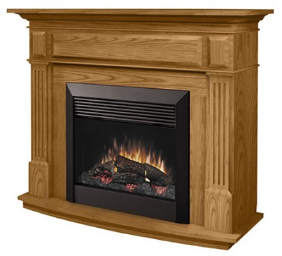 DFP6787O 26` Full Size Traditional Electric Fireplace