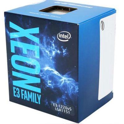 Xeon E3-1270 v5 8M Cache 3.6 GHz Processor - BX80662E31270V5