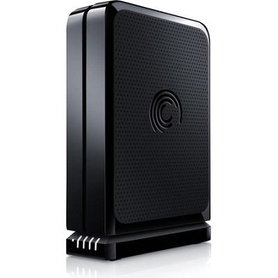 FreeAgent Back Up Plus Desk 3 TB - External - Hard Drive  - OPEN BOX