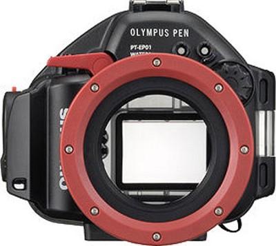 PT-EP01 Underwater Case for the OLYMPUS PEN E-PL1