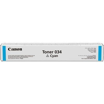 034 Toner Cartridge Cyan - 9453B001AA