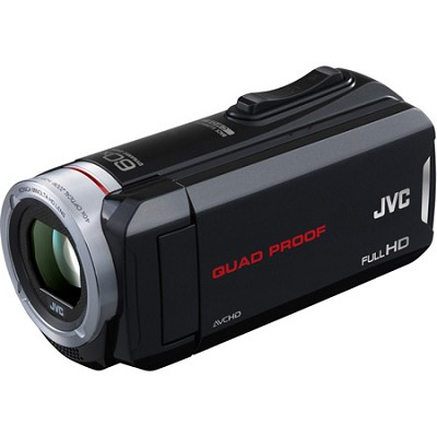 GZ-R70B 32GB Built-In Memory Quad Proof HD Touchscreen Camcorder