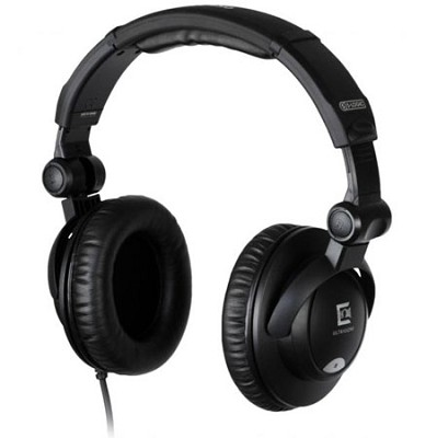 HFI-450 S-Logic Surround Sound Professional Headphones - Black