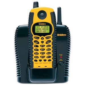 WXI377 Submersible 900MHz Cordless Phone
