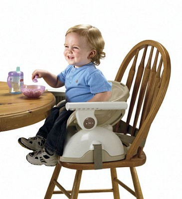 Space Saver Fashion High Chair
