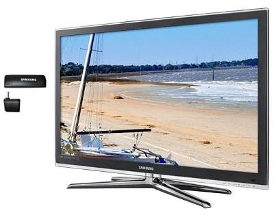 UN32C6500 - 32` 1080p 120Hz 1.1` Thin LED HDTV + Linkstick