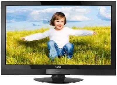 37` LCD HDTV 1080p 120Hz SRS TruVolume & TruSurround HD
