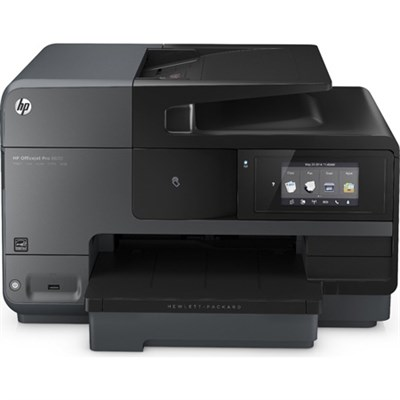 Officejet Pro 8620 e-All-in-One Wireless Color Printer - OPEN BOX NO INK