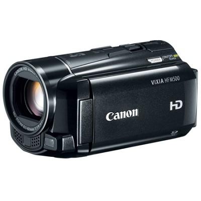 VIXIA HF M500 HD Flash Memory Camcorder
