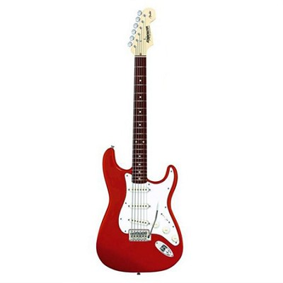 Starcaster Electric Stratocaster - Fiesta Red