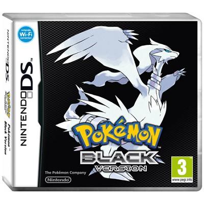 DS Pokemon - Black Version